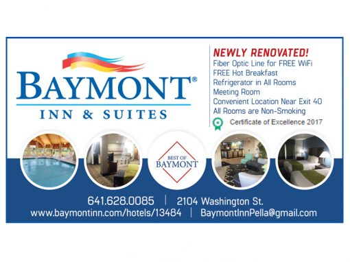 Baymont Inn Ad