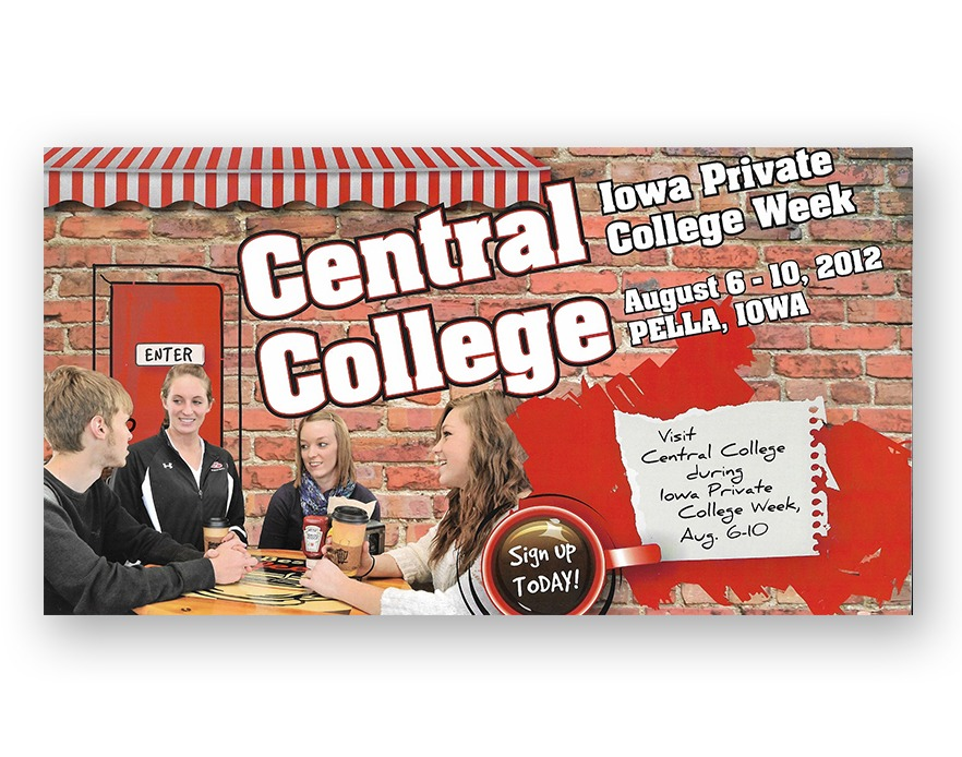 Central College Flyer