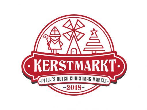 Kerstmarkt (Christmas Market) Logo
