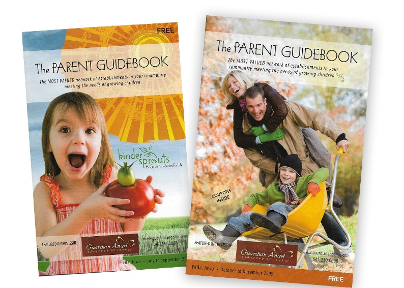 KinderSprouts Booklets