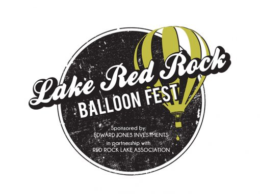 Red Rock Balloon Fest Logo