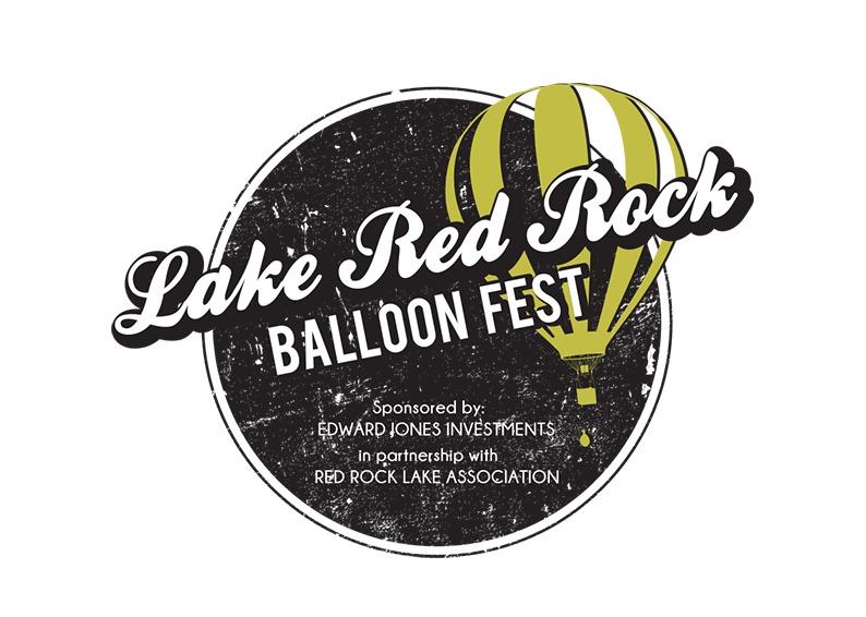 Red Rock Balloon Fest Logo