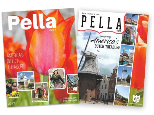 Pella Convention & Visitors Bureau Materials