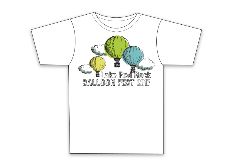 Lake Red Rock Balloon Fest T-Shirt
