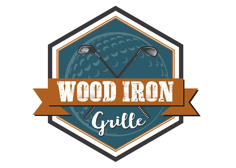 Wood Iron Grille