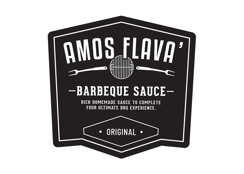 Amos Flava' BBQ Sauce